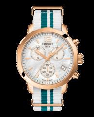 Женские часы Tissot T-Sport Quickster T095.417.37.117.01