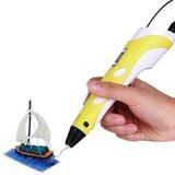 3D ручка MyRiwell Stereo с LCD дисплеем (3д ручка)