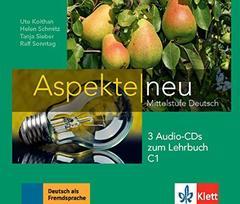 Aspekte NEU C1  CDs zum Lehrbuch