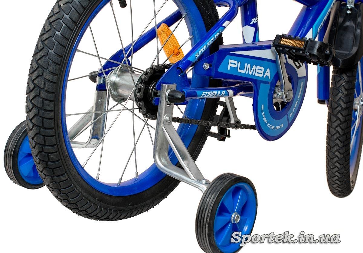 Боковые колеса детского велосипеда Formula Pumba