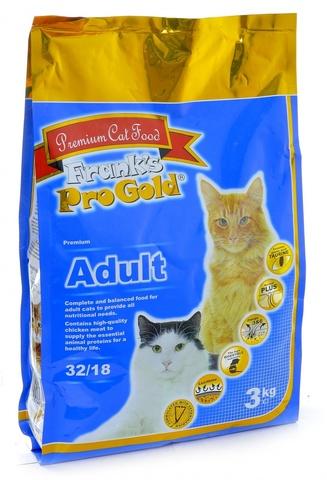 Сухой корм для взрослых кошек