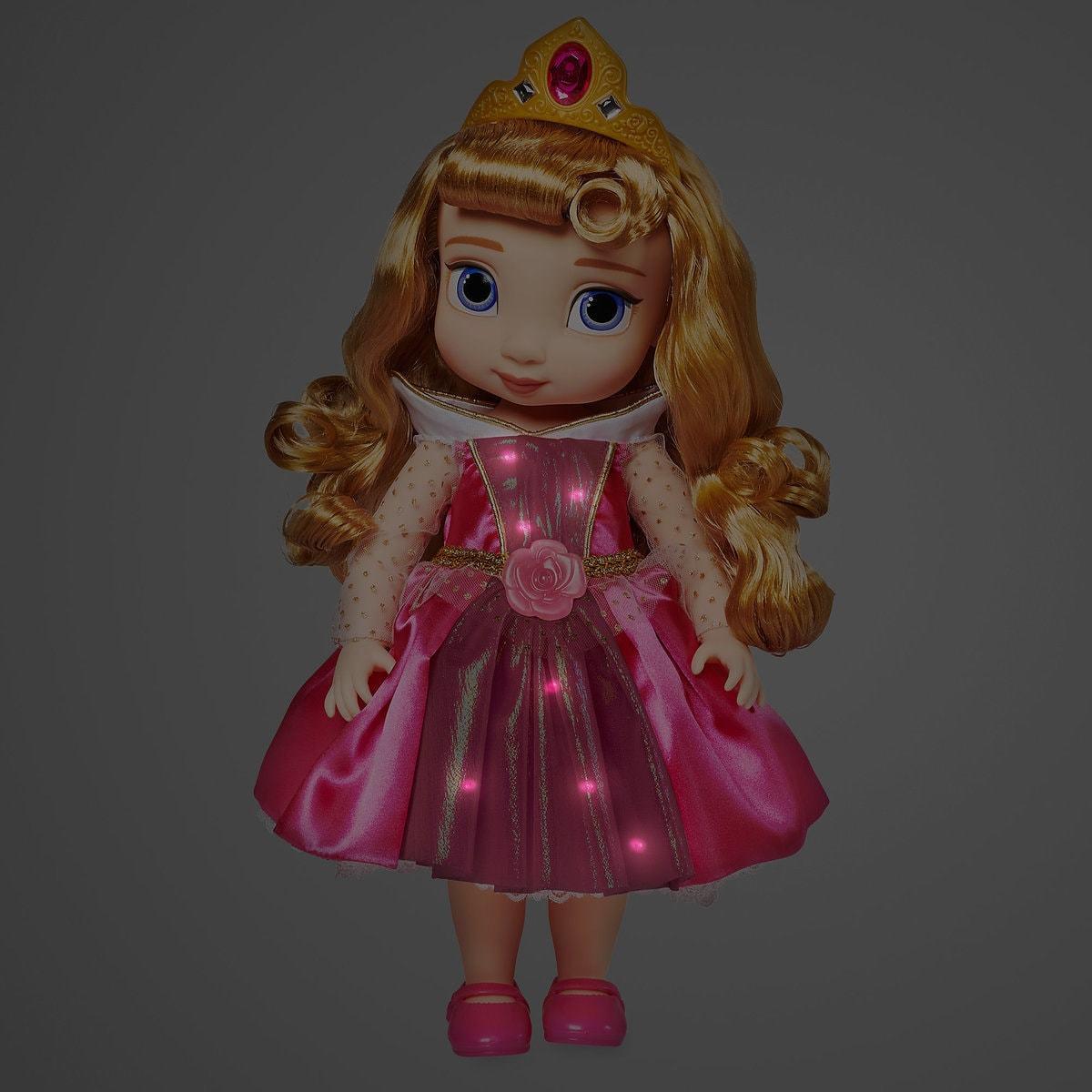 Коллекционная кукла Аврора Спящая Красавица Disney Animators' Collection