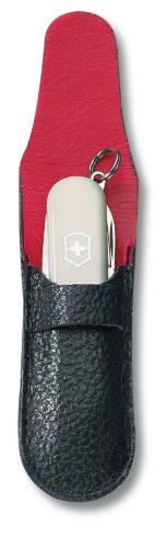 Чехол кожаный черный для Classic Range 58 мм (артикулы 0.62хх/0.63хх), толщина ножа 2-3