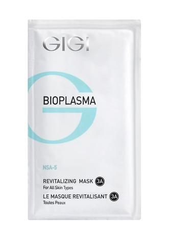 Gigi Bioplasma Омолаживающая маска для всех типов кожи, 20мл. х5ш