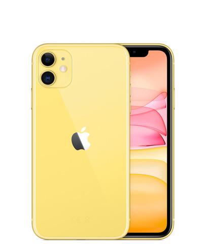 Смартфон iPhone 11 64GB (желтый)