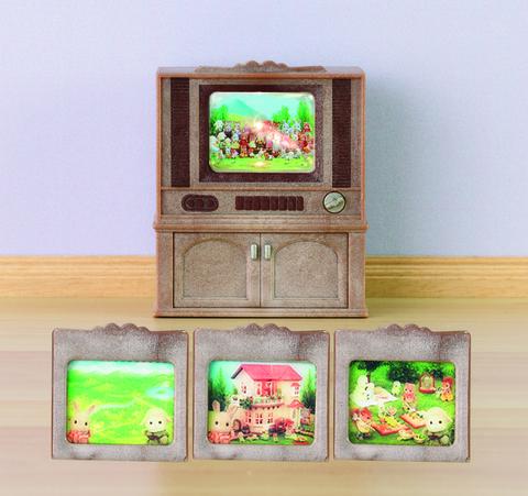 """Набор """"Цветной телевизор"""" Sylvanian families 4264 (2924)"""
