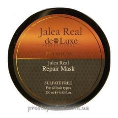 De Luxe Jalea Real Repair Mask - Маска увлажняющий с маточным молочком