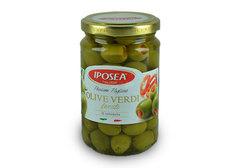 Оливки с перцем Iposea, 314мл
