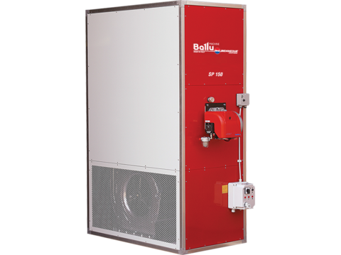 Теплогенератор стационарный дизельный Ballu-Biemmedue Arcotherm SP 150 oil