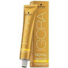 IGORA ROYAL absolute ageblend 7-560 краска д/в средний русый золотистый шоколадный 60мл