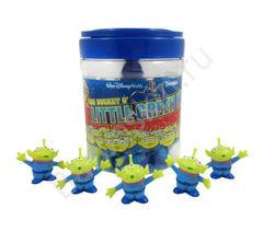 Забавные пришельцы из планеты Пицца в ведре с ракетой (Bucket O Little Green Men) -  Toy Story (История Игрушек), Disney