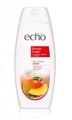 Гель для душа манго Echo  400 мл