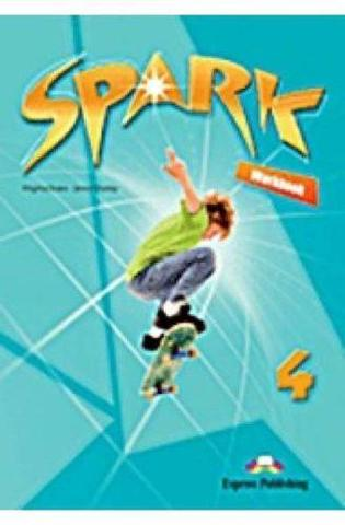 Spark 4 (Monstertrackers). Workbook. Рабочая тетрадь