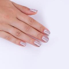Гель-лак MIX 103 Dusty Pink Holographic Shimmer, 10 мл