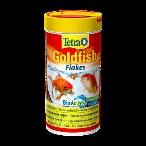 Tetra Goldfish Сухой корм для золотых рыбок хлопья