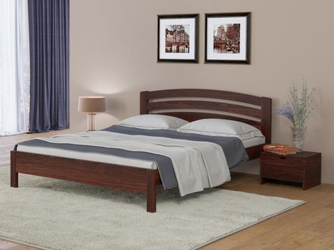 Кровать Тахта - Веста 2 с основанием Венге