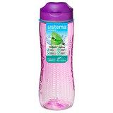 Бутылка для воды тритан 800мл, артикул 650, производитель - Sistema, фото 5