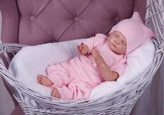 Комплект для новорожденного: Кокон и набор Нежность (розовый)