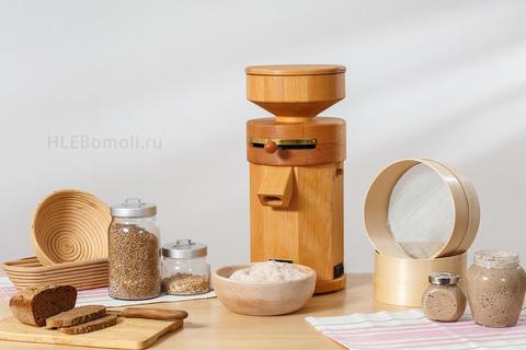 Набор Премиум - Мельница и Зернодавилка