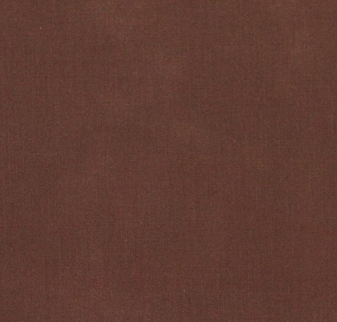 Простыня на резинке 220x200 Сaleffi Raso Tinta Unito с бордюром сатин коричневая