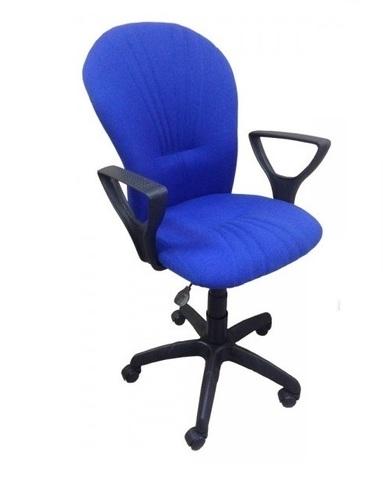Кресло ВАНС ткань синяя
