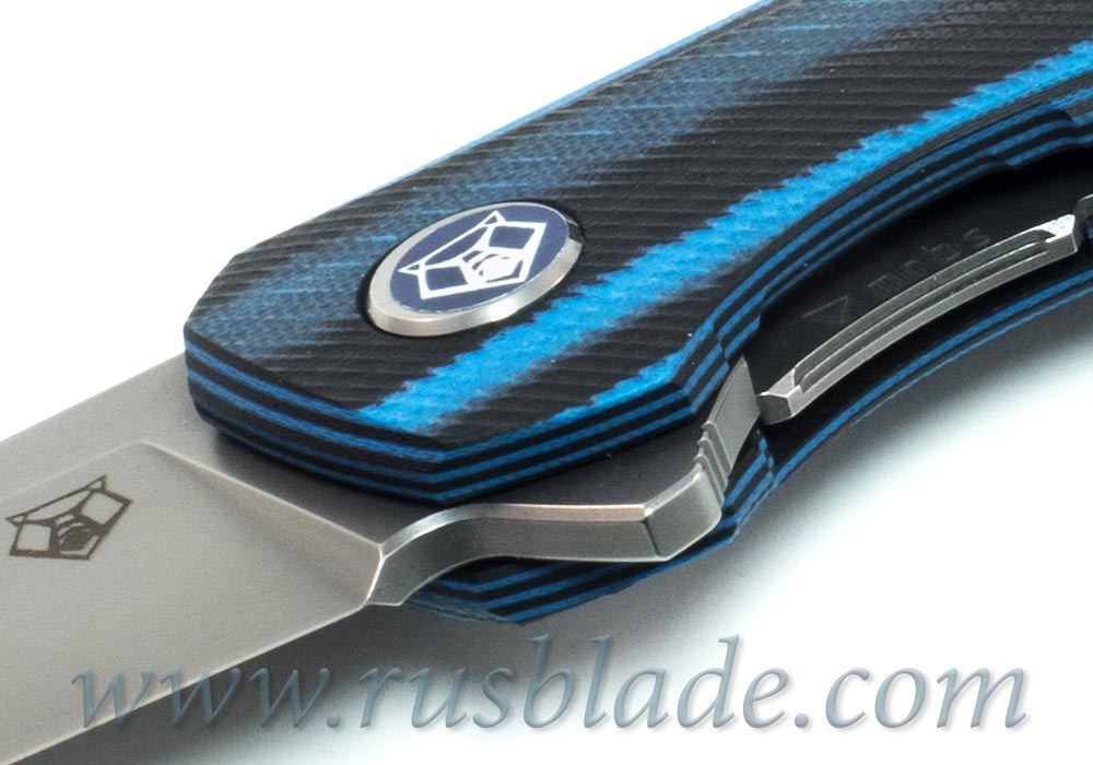 Shirogorov 111 Vanax37 G10 black blue 3D MRBS