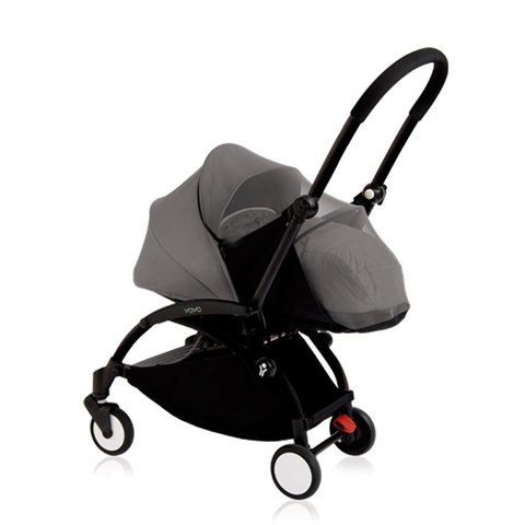 Коляска для новорожденных BabyZen YoYo 0+ (серая) напрокат