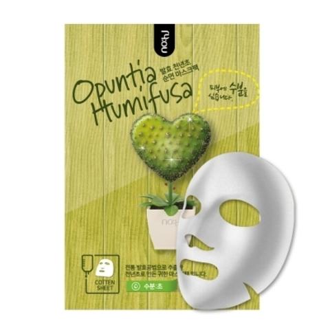 Увлажняющая тканевая маска с экстрактом опунции, 28 г / NO:HJ Opuntia Humifusa Mask Pack (Moisture)