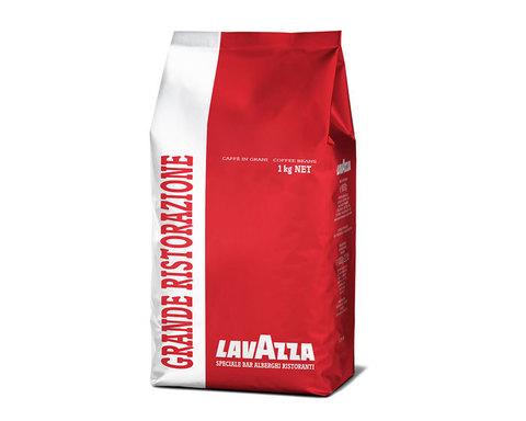 Кофе в зернах LavAzza Grande Ristorazione, 1 кг (Лавацца)