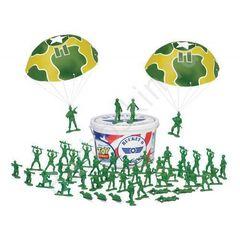 Набор солдатиков в ведре (Bucket Soldiers) - Toy Story (История Игрушек), Disney