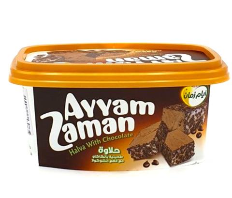 Халва кунжутная шоколадная, Ayyam Zaman, 300 г