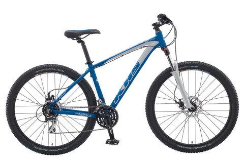 KHS Sixfifty 200 (2015) синий с серым