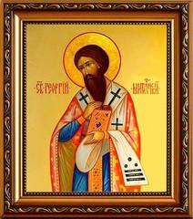 Георгий II Митиленский, Святитель, епископ. Икона на холсте.