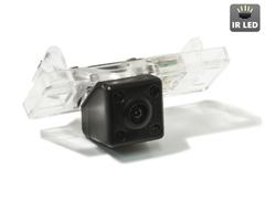 Камера заднего вида для Nissan X-Trail II 07+ Avis AVS315CPR (#063)