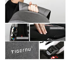 Рюкзак антивор Tigernu T-B3213 grey