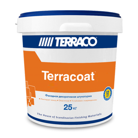 Terraco Terracoat Suede/Террако Терракоат Замша декоративное покрытие на акриловой основе с текстурой типа «замша»