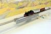 Lux-Modellbau 9301 Встраиваемый стенд для очистки колес локомотивов и вагонов, НО