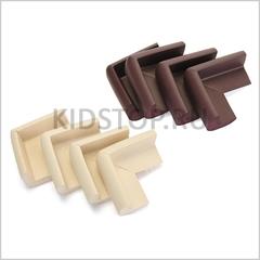 Защитные - мягкие уголки на углы мебели (4шт/компл.)