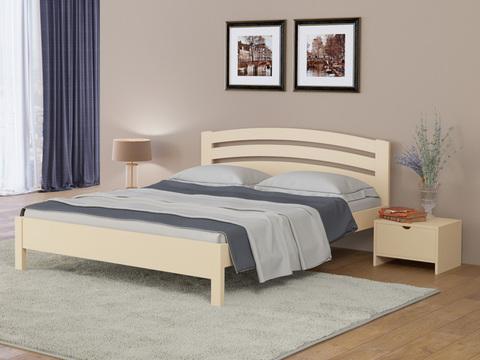 Кровать Тахта - Веста 2 с основанием слоновая кость