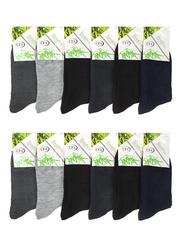 K16 CFA носки мужские 42-48 (12 шт.) цветные