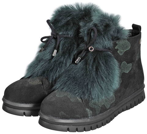 2115 ботинки женские TUFFONI