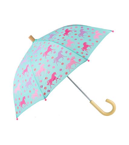 Зонт Hatley с лошадками