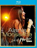 Alanis Morissette ‎/ Live At Montreux 2012 (Blu-Ray)