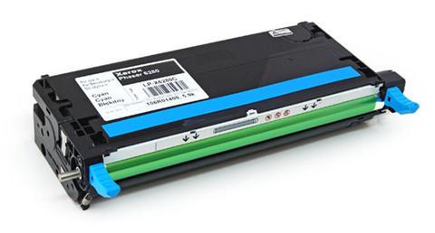 Картридж 106R01400 cовместимый голубой для Xerox Phaser 6280 5,9K Cyan