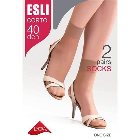 Носки Corto 40 (2 пары) Esli