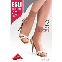 Женские носки Corto 40 Esli (2 пары)
