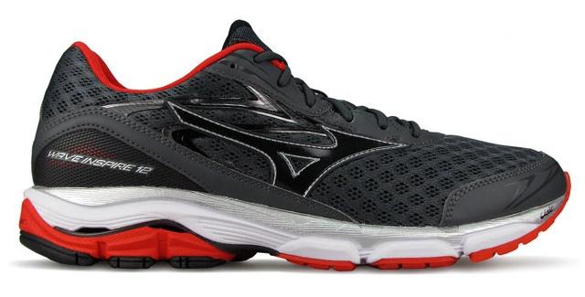 Мужские кроссовки для бега Mizuno Wave Inspire 12 (J1GC1644 10) серые фото