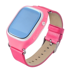 Детские часы с GPS трекером MonkeyG 70 Pink