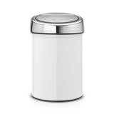 Ведро для мусора TOUCH BIN (3л), артикул 364488, производитель - Brabantia