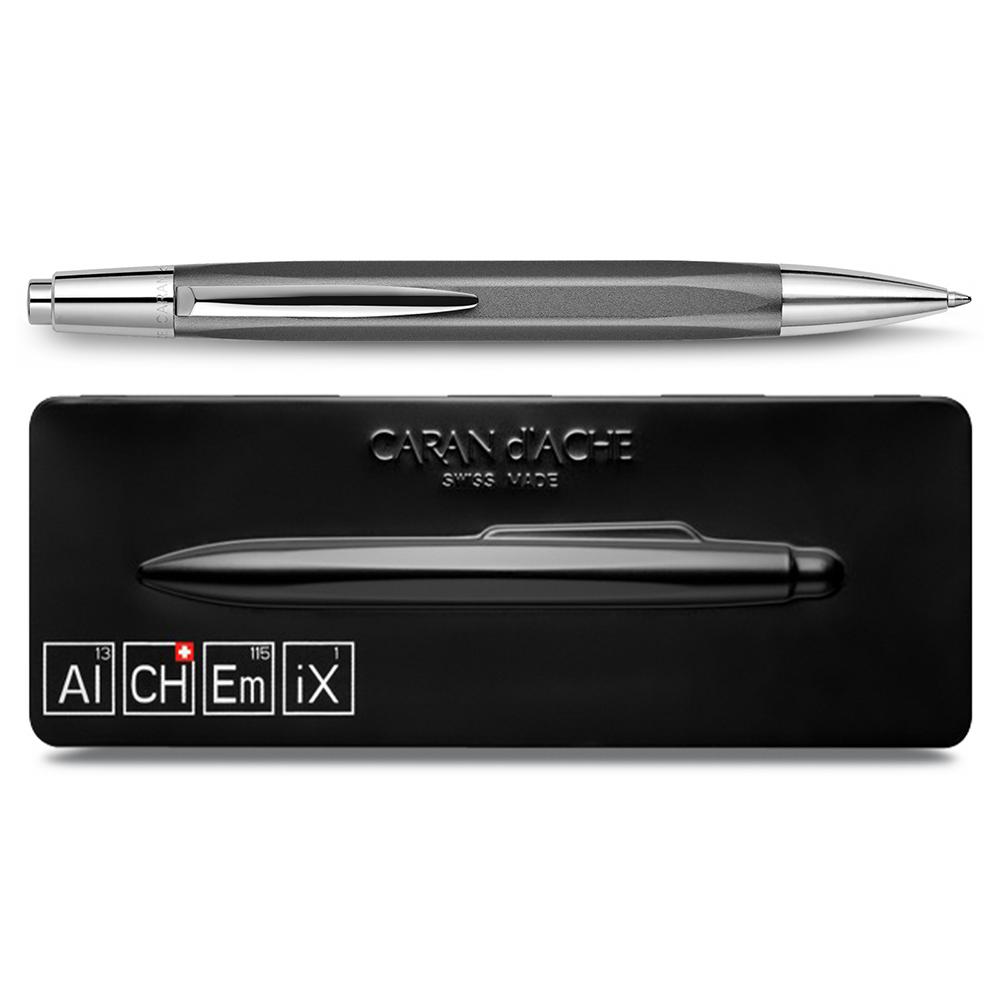 Carandache Office Alchemix - Graphite, шариковая ручка, M